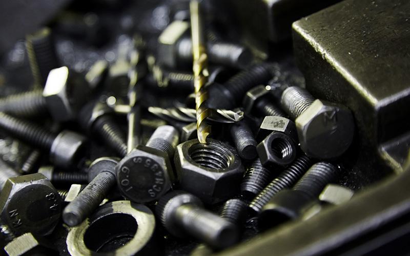 溶射・各種機械加工